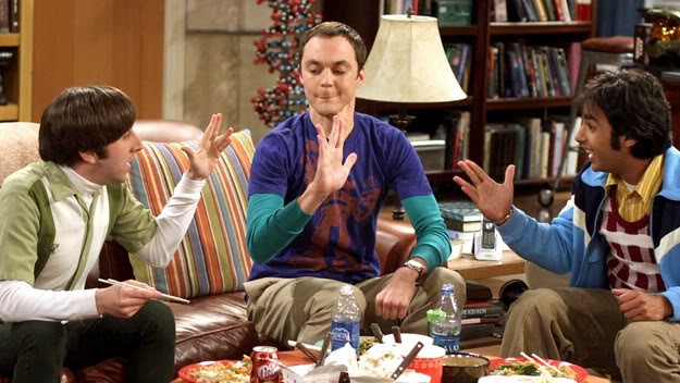 mejores apps de the big bang theory