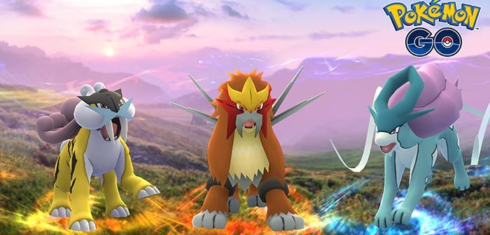 tres nuevos pokemon legendarios