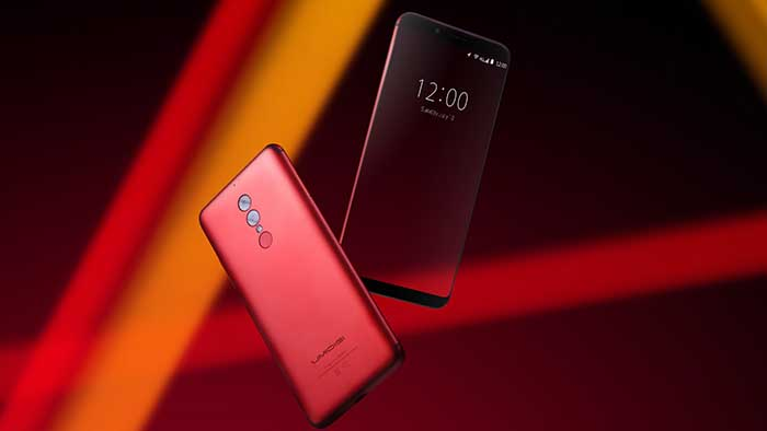 telefonos chinos con face id