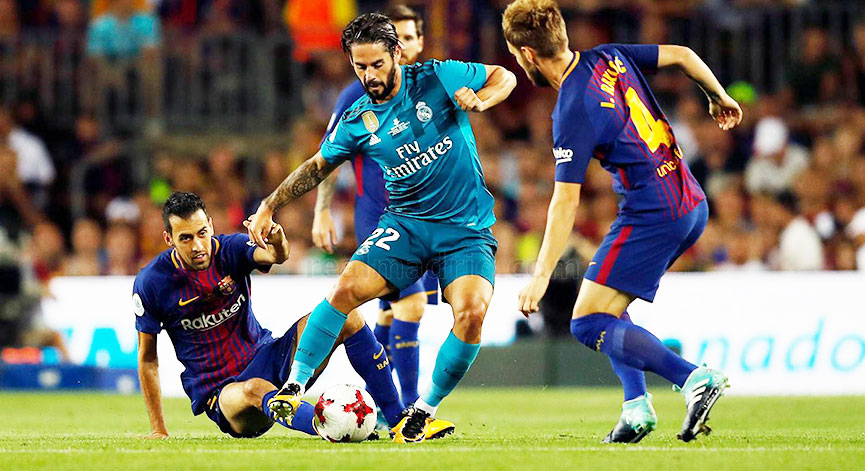 ver real madrid vs fc barcelona online gratis movil