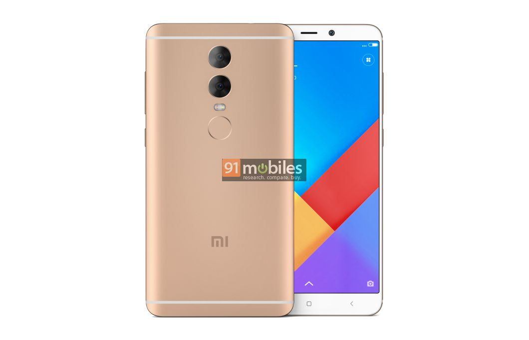 xiaomi redmi note 5 con doble cámara