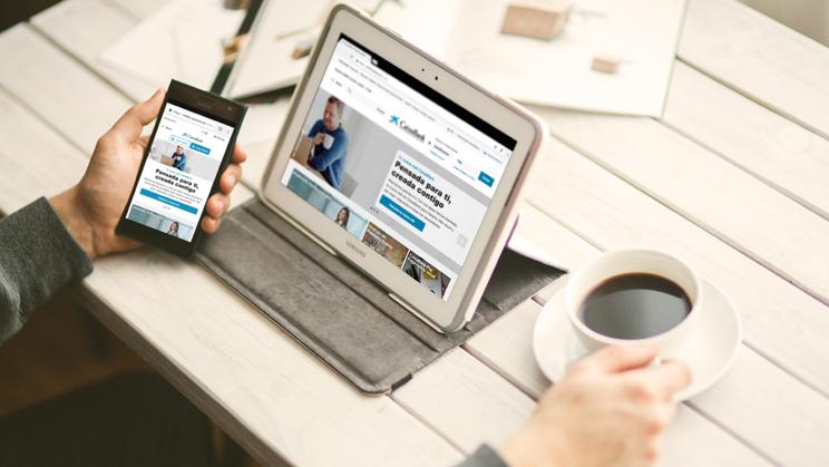 Descargar caixabank la app para los clientes de la caixa - La caixa oficines ...