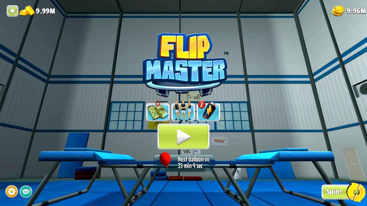 trucos para flip master
