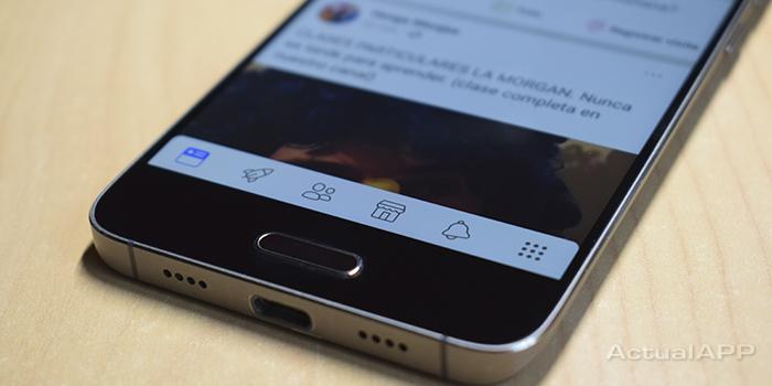 cambiar tono de notificacion de la app de facebook