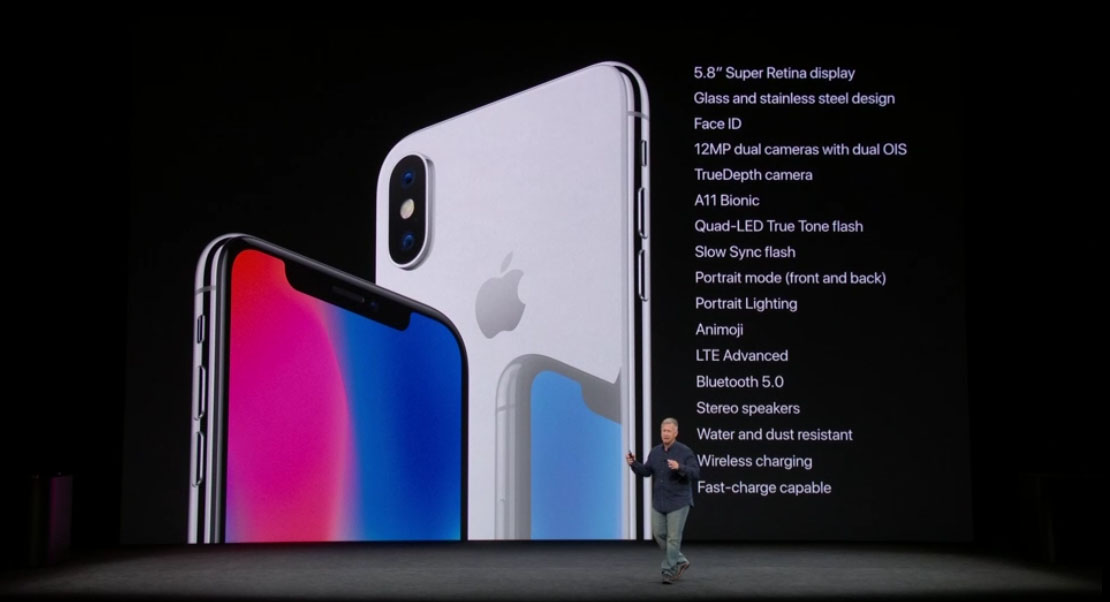 reservar el iphone x