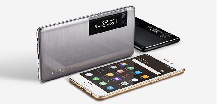 El Meizu PRO7 llega a España, el móvil con doble pantalla