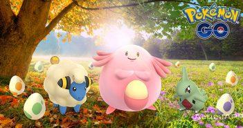 equinoccio de Pokémon GO