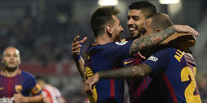 ver fc barcelona vs roma online