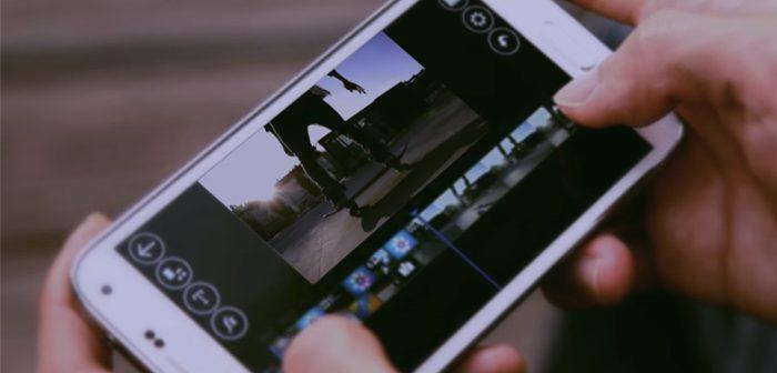 apps de edición de vídeo