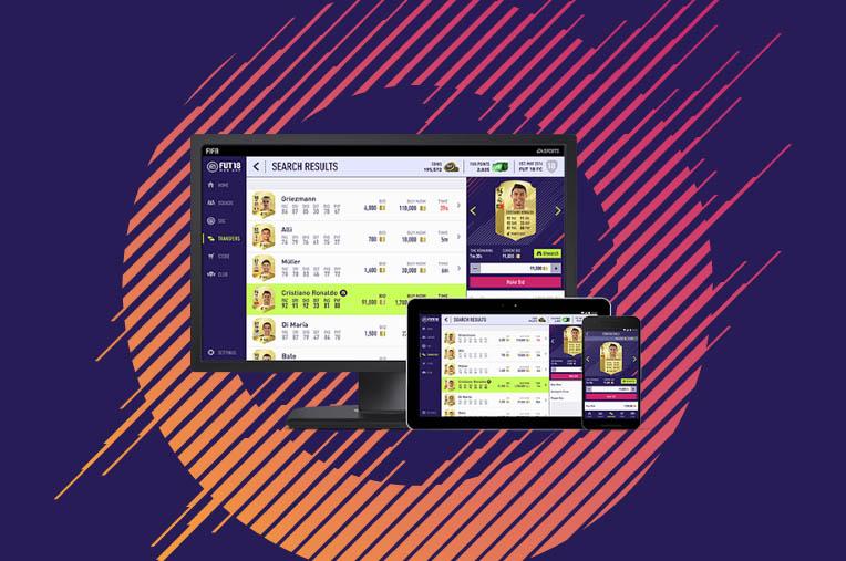 web app de fifa