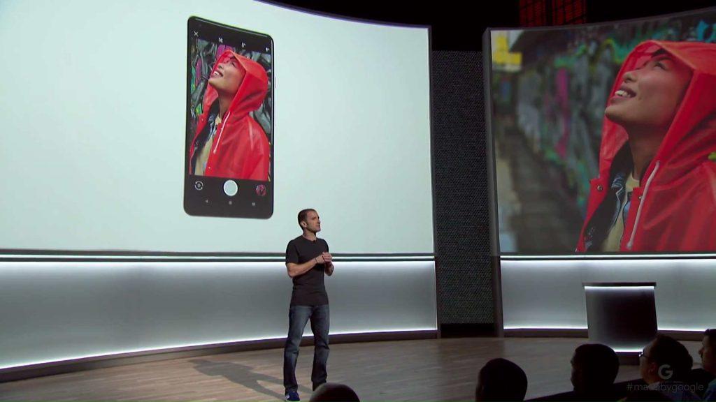 pixel 2 viene con un chip inactivo