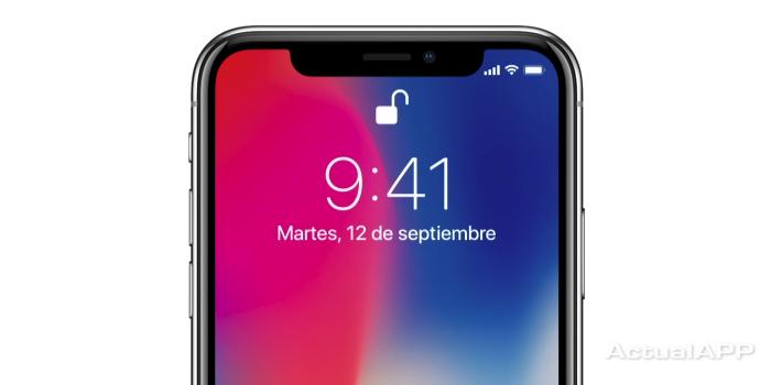 cambiar de aplicaciones en el iphone x