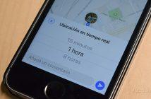 desactivar la ubicación en tiempo real de WhatsApp