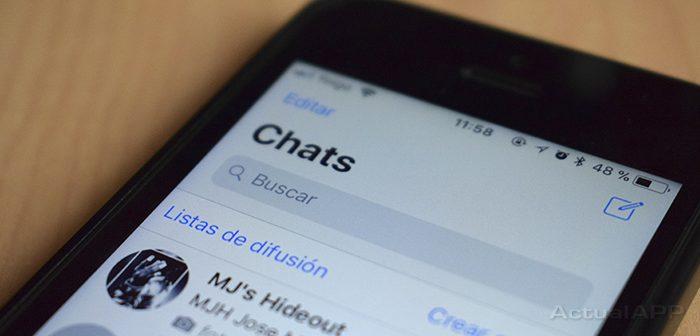 ver un whatsapp sin que nadie lo sepa