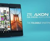 ZTE Axon M, así es el smartphone plegable con dos pantallas