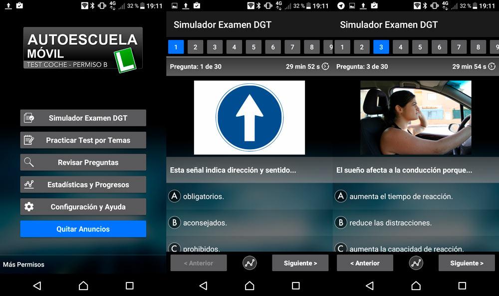 apps para sacarse el carnet