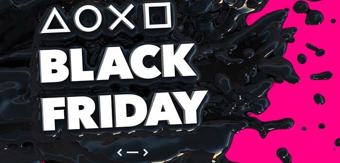 black friday en la playstation store