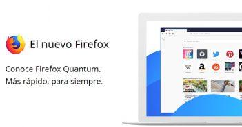 descargar firefox quantum