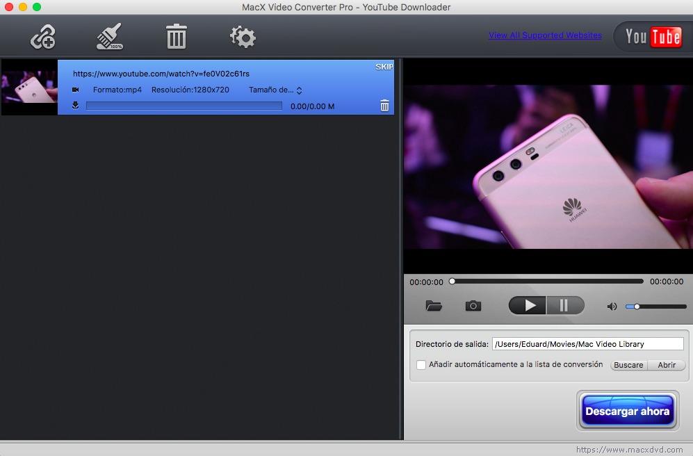 convertir vídeos 4K