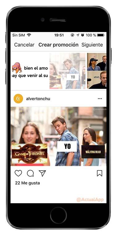 perfil de empresa de instagram 1