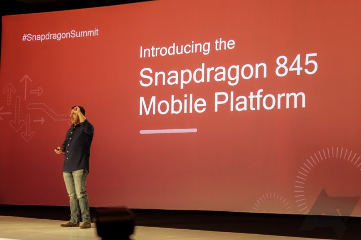 moviles con snapdragon 845