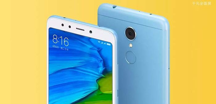 xiaomi redmi 5 plus vs redmi note 4