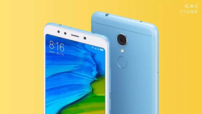redmi 5 y redmi 5 plus
