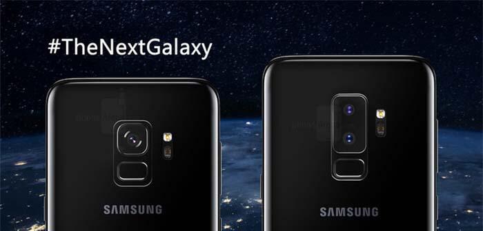 presentar el galaxy s9