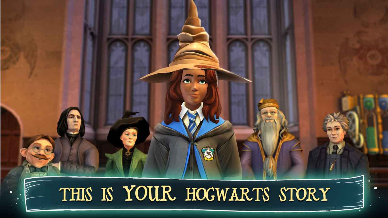 descargar Harry Potter: Hogwarts Mystery 1