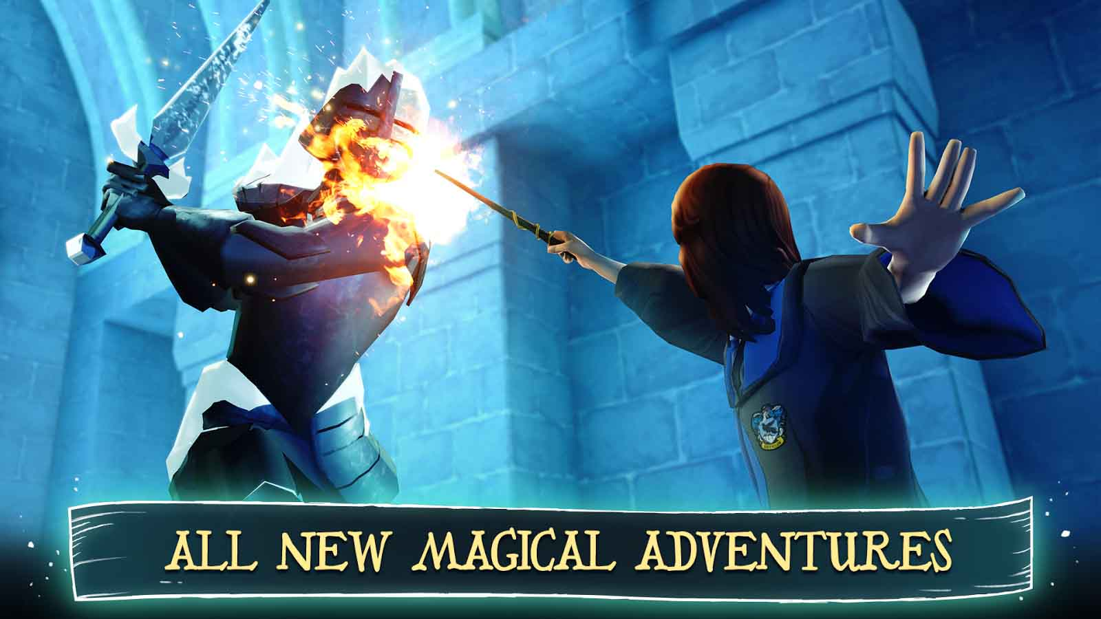 descargar Harry Potter: Hogwarts Mystery 4