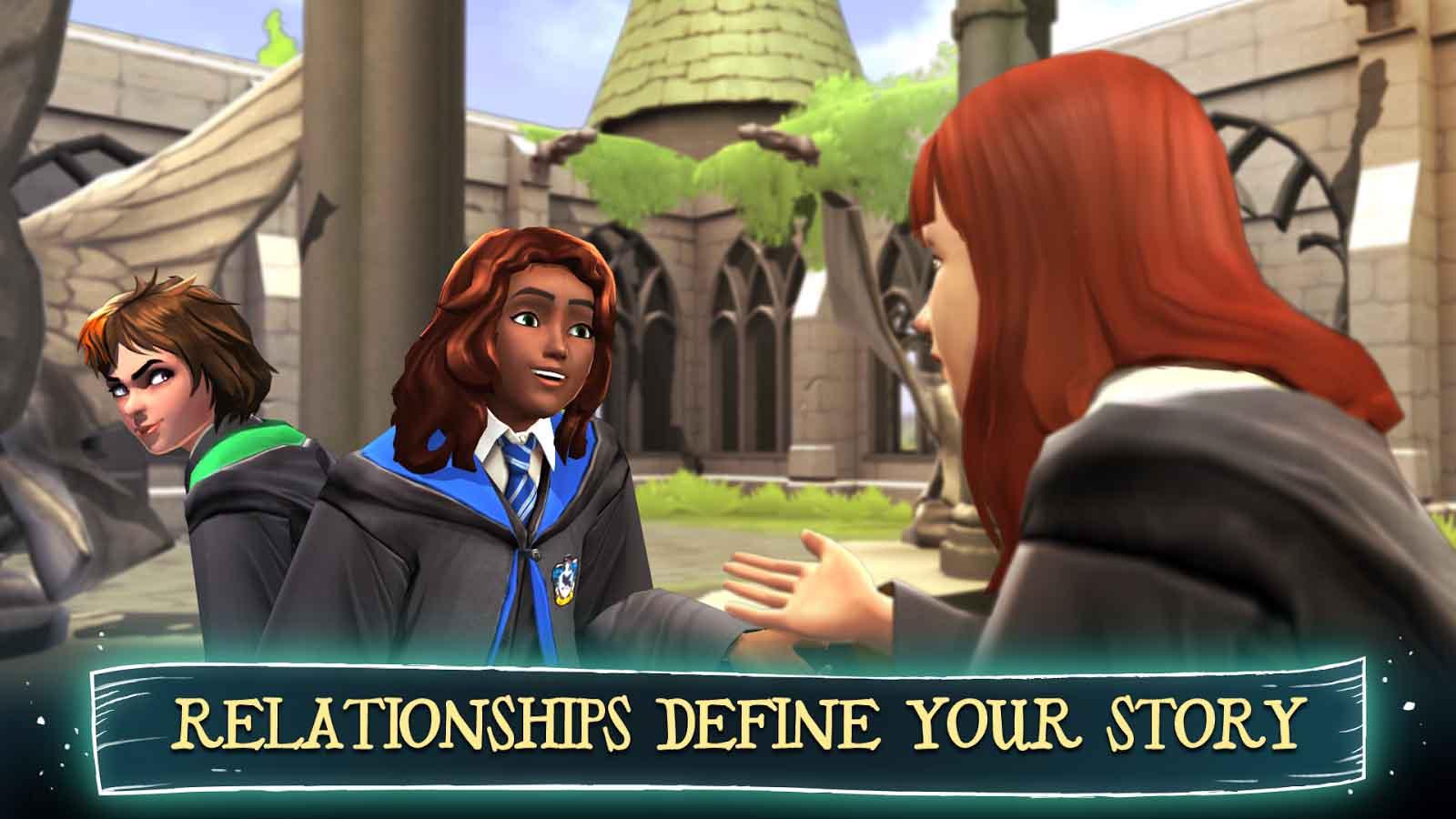 descargar Harry Potter: Hogwarts Mystery 3
