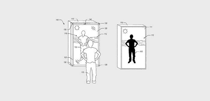 espejo que permite probarse ropa portada 2