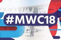 moviles que se presentaran en el mwc 2018