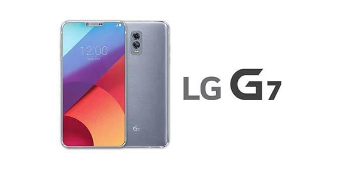 rumores del lg g7