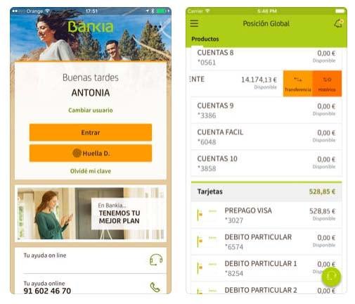 descargar la app de bankia