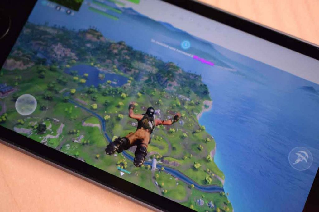 descargar fortnite para iphone