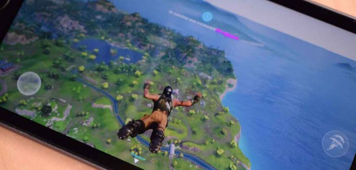 fortnite para android y el galaxy note 9