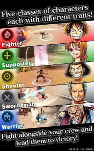 descargar one piece bounty rush