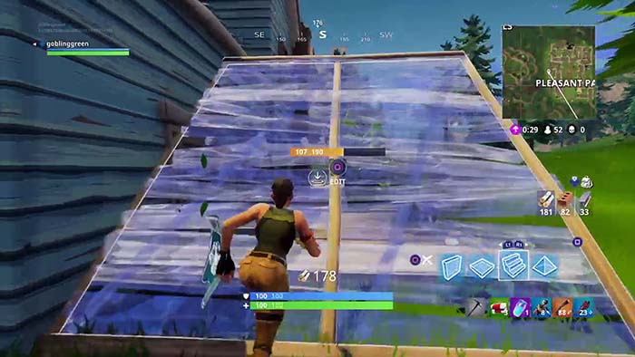 aprender a construir en fortnite