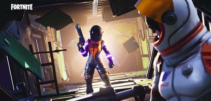 Cu l ser el tema de la 4 temporada de fortnite se for Fortnite temporada 5 sala
