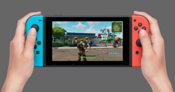 fortnite para switch