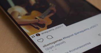 repostear en Instagram
