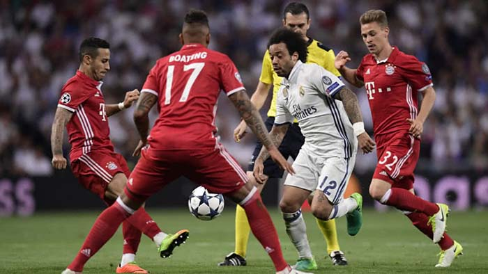 ver bayern de munich vs real madrid online