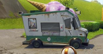destruir el camion de los helados