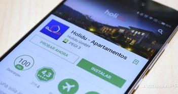 Instant App de Holidu