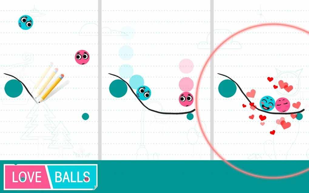 descargar love balls