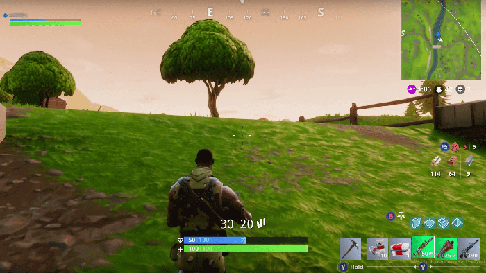 manzanas en fortnite