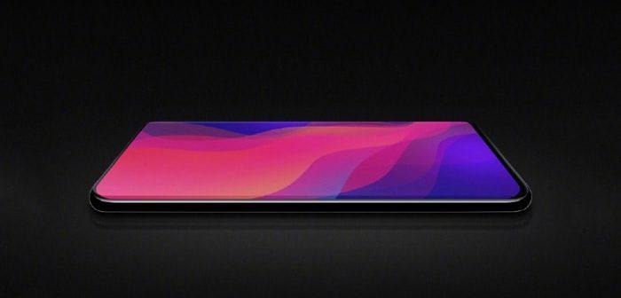El Oppo Find X tendrá el mayor ratio de pantalla del momento