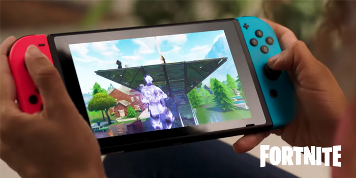 fortnite en switch