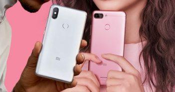diferencias entre el Xiaomi Redmi 6 y el Redmi S2
